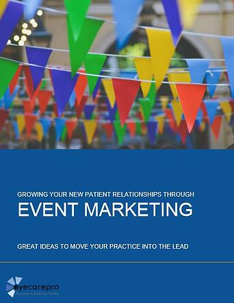 event marketing cover
