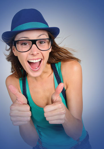 photo-woman-thumbs-up